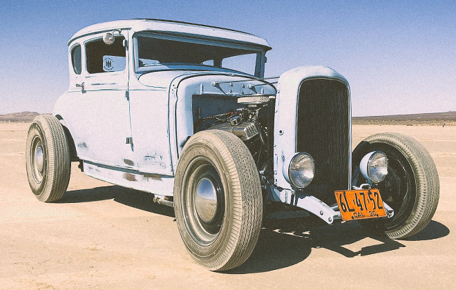 1930 Ford Model A 2-660x420