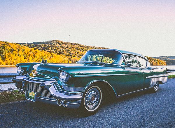 1957 Cadillac Fleetwood-600x440