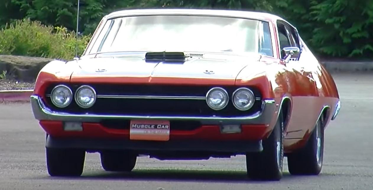 1970 Ford Torino Cobra 429 SCJ