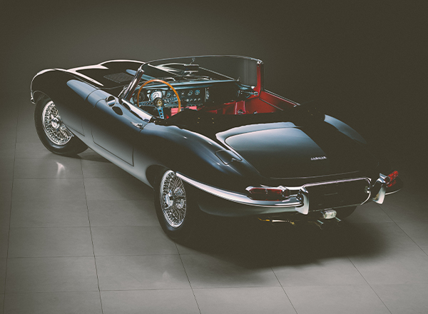 1964 jaguar convertible