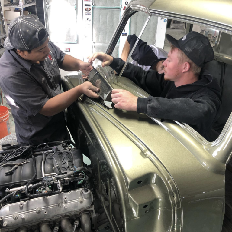 Acme Chop Shop Kustom Built Cars Apprenticeship