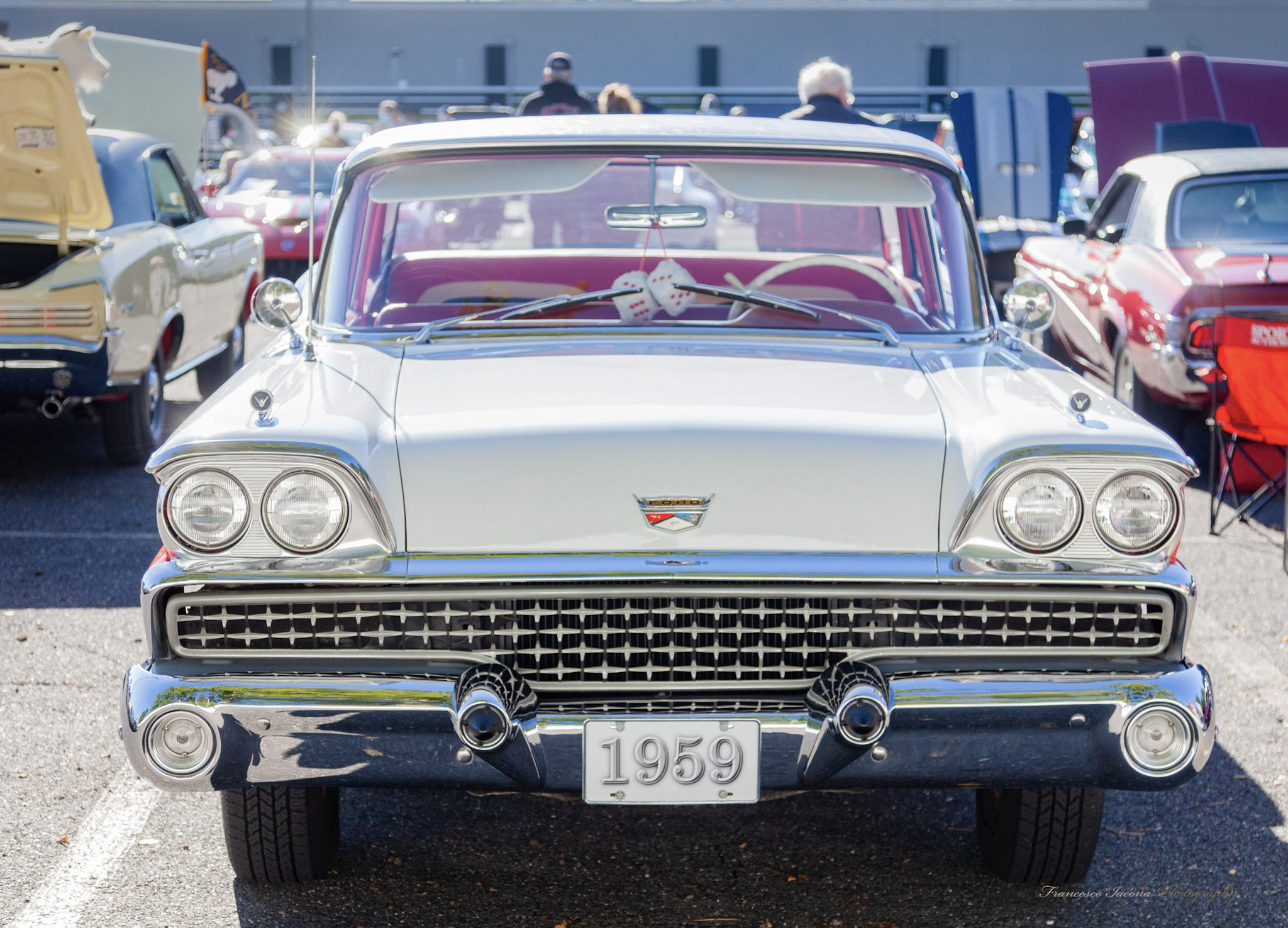 Car Show for American Collectors Insurance