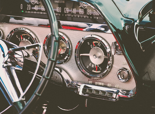 Classic Car Insurance Dashboard