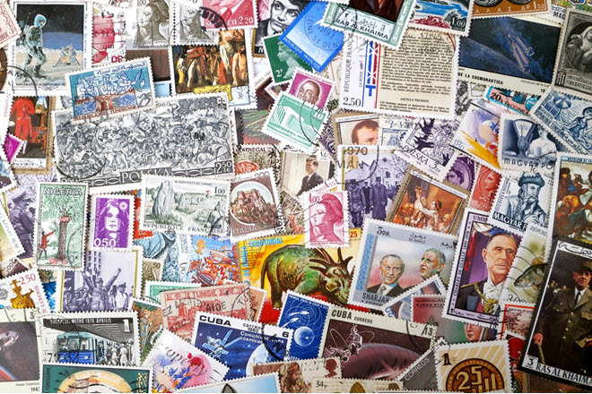 Collectibles Insurance Stamp Collector
