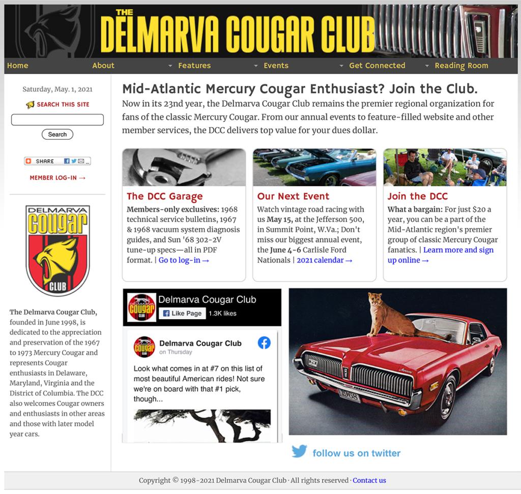 Delmarva Cougar Club