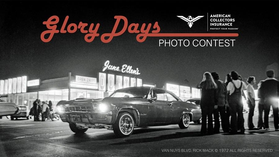 Glory Days Nostalgic Photo Contest