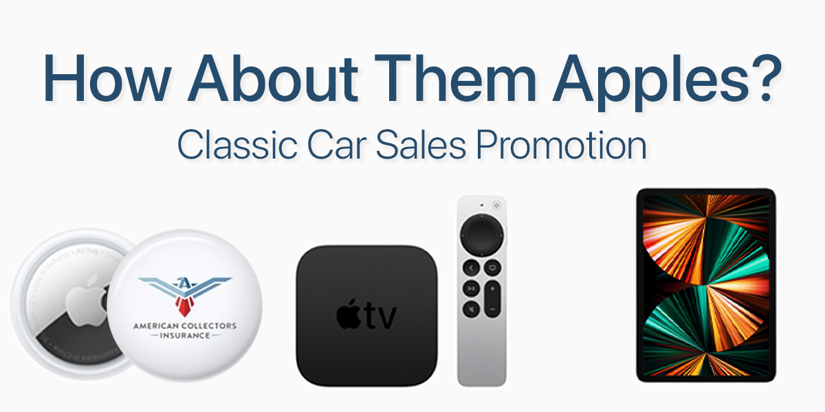 How About Them Apples Agents Promotion