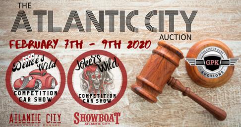 Atlantic City Auction & Car Show Dates