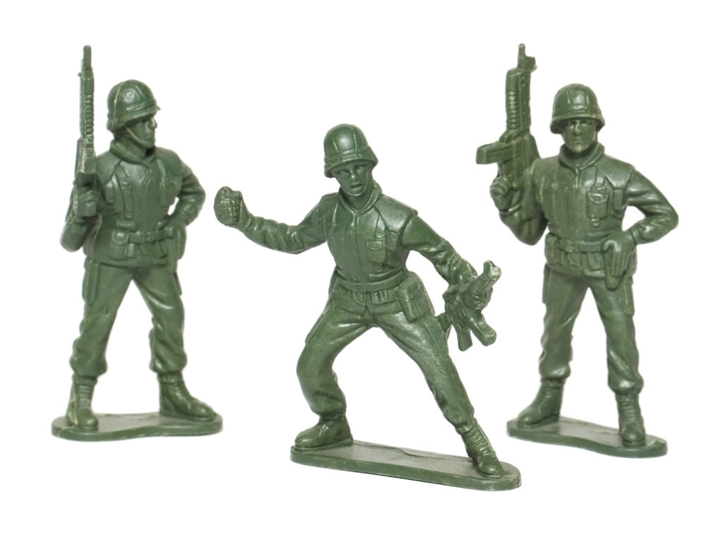 Toy Soliders