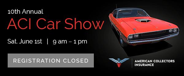 10th Annual Car Show