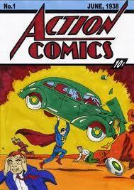 Classic Car Comic Book