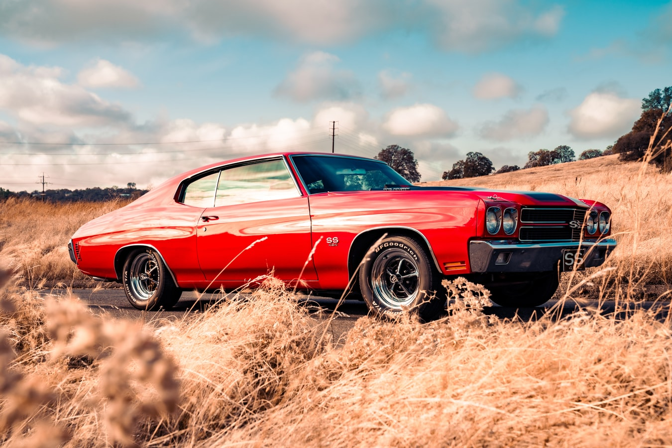 Visual History of Chevy's Muscle Cars