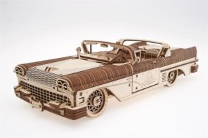 Classic car movies of wooden car